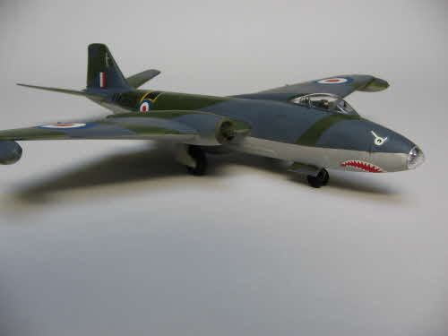 Bomber English Electric Canberra B(1) MK8